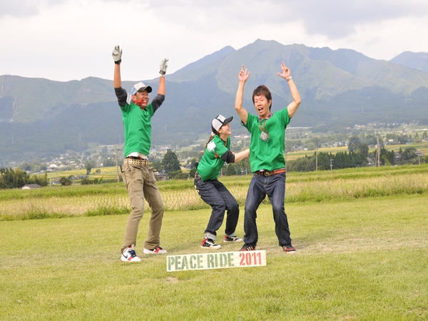 Enjoy ! ★ JUMPEACE ★ 「Rule & Manner 王 にぃ俺は..なる !?」_b0196590_23242565.jpg