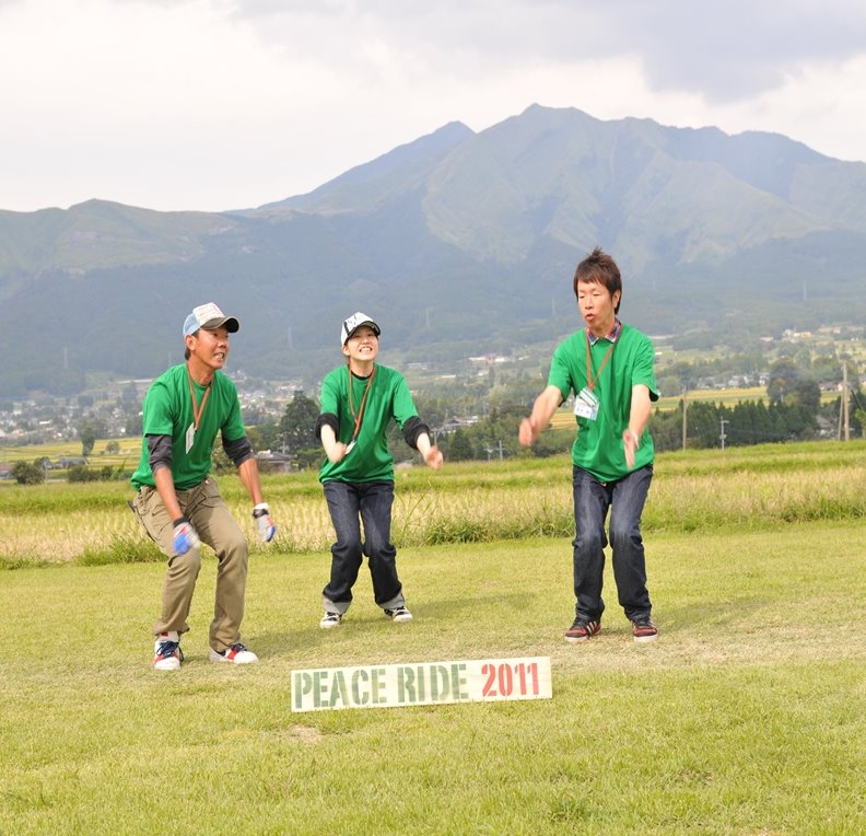 Enjoy ! ★ JUMPEACE ★ 「Rule & Manner 王 にぃ俺は..なる !?」_b0196590_2325149.jpg