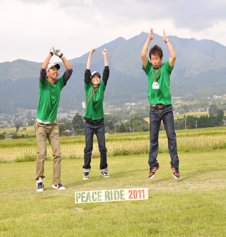 Enjoy ! ★ JUMPEACE ★ 「Rule & Manner 王 にぃ俺は..なる !?」_b0196590_23253844.jpg