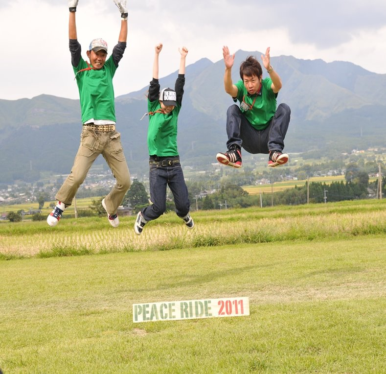 Enjoy ! ★ JUMPEACE ★ 「Rule & Manner 王 にぃ俺は..なる !?」_b0196590_23262996.jpg