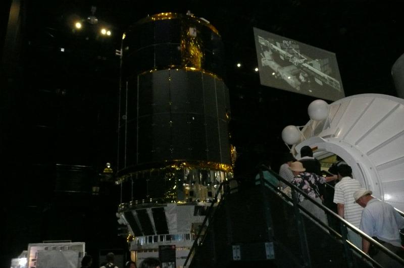9月28日      筑波宇宙センター見学   _d0249595_1481826.jpg