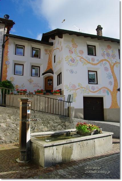スイスの旅・・・ 最終地 シュクオル_f0179404_21102157.jpg