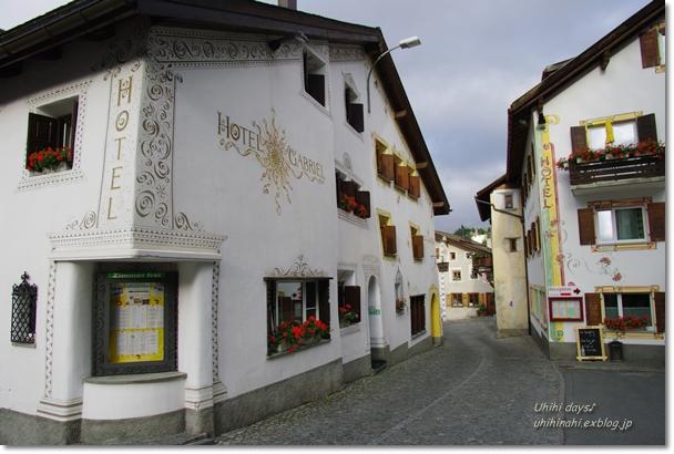 スイスの旅・・・ 最終地 シュクオル_f0179404_21131195.jpg