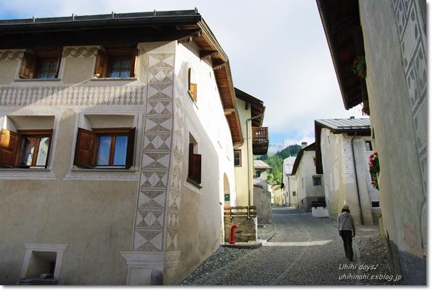 スイスの旅・・・ 最終地 シュクオル_f0179404_21134263.jpg