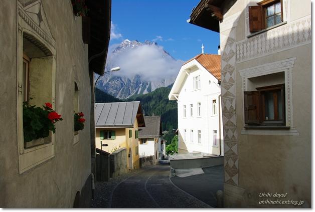 スイスの旅・・・ 最終地 シュクオル_f0179404_21135732.jpg