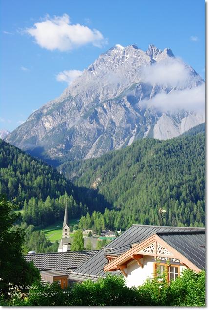 スイスの旅・・・ 最終地 シュクオル_f0179404_21151037.jpg