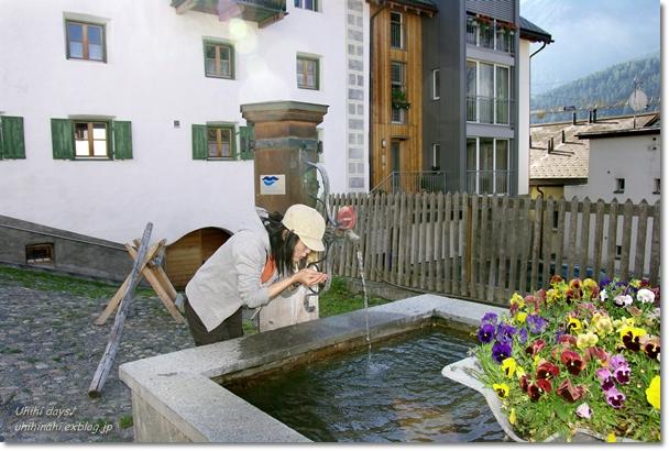 スイスの旅・・・ 最終地 シュクオル_f0179404_21161142.jpg