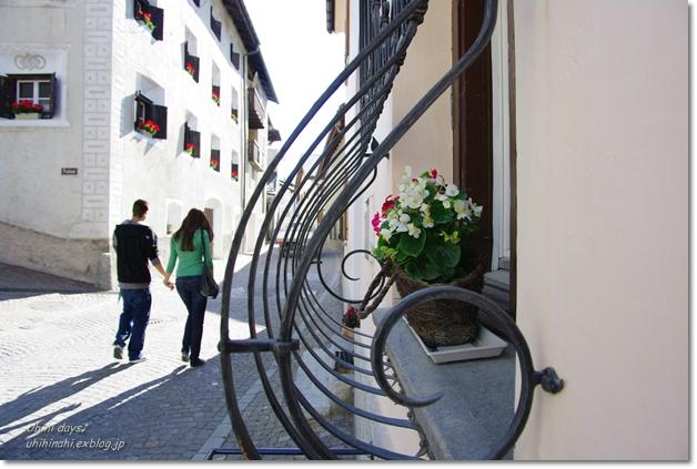 スイスの旅・・・ 最終地 シュクオル_f0179404_21165495.jpg