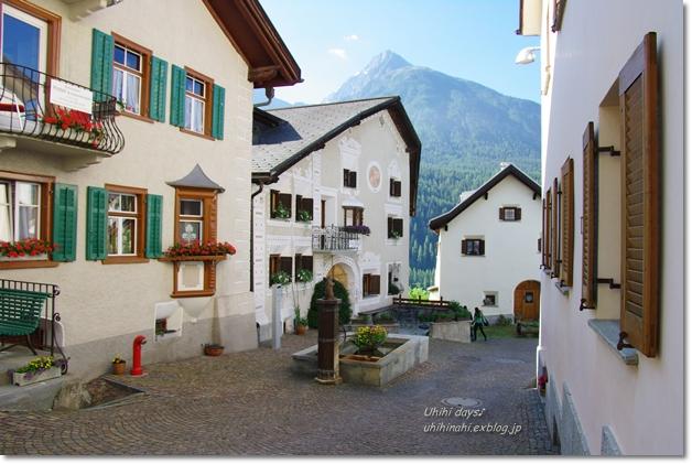 スイスの旅・・・ 最終地 シュクオル_f0179404_21171475.jpg