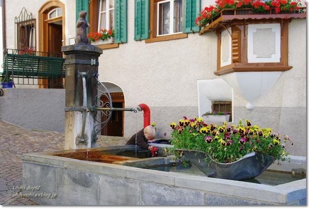スイスの旅・・・ 最終地 シュクオル_f0179404_21173022.jpg