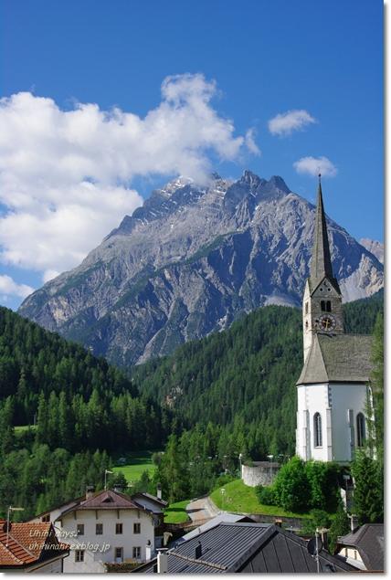 スイスの旅・・・ 最終地 シュクオル_f0179404_21181476.jpg