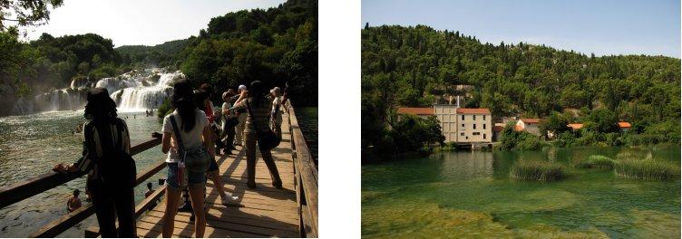 クロアチア編(24):クルカ国立公園(10.8)_c0051620_6165944.jpg