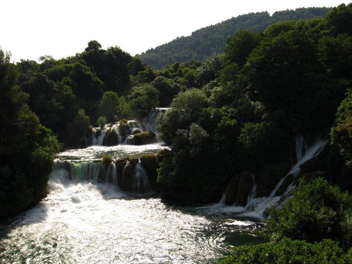 クロアチア編(24):クルカ国立公園(10.8)_c0051620_6172185.jpg