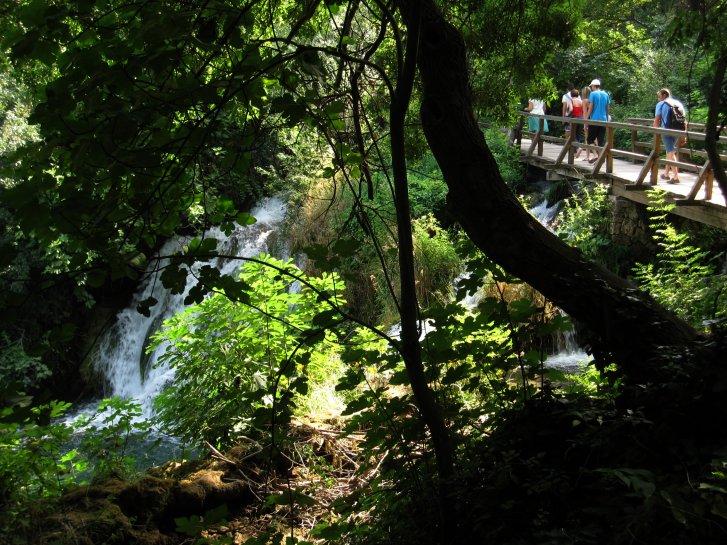 クロアチア編(24):クルカ国立公園(10.8)_c0051620_618585.jpg