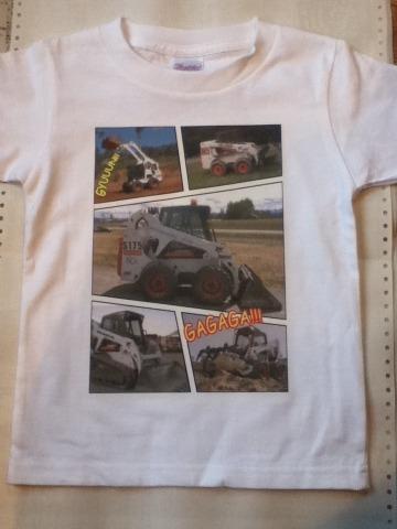 ボブキャットTシャツ第2弾!_b0047734_2337320.jpg