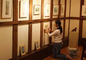 蔵織・スタッフ水上祐子(細密画)の作品展がj始まります。_d0178448_74417100.jpg
