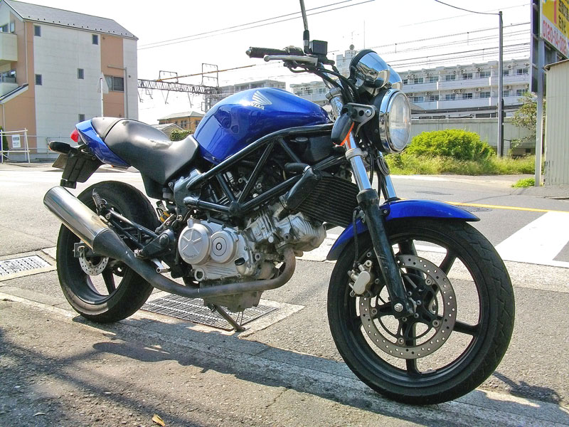 バイク買取 VTR250 事故車・・・_c0086965_18285099.jpg