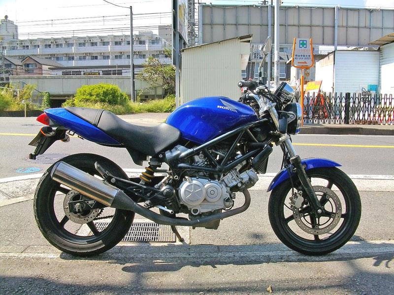 バイク買取 VTR250 事故車・・・_c0086965_18292769.jpg