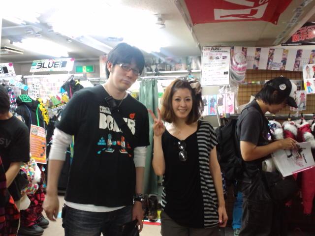 MINAMI REDS ☆神田_c0151965_1235461.jpg