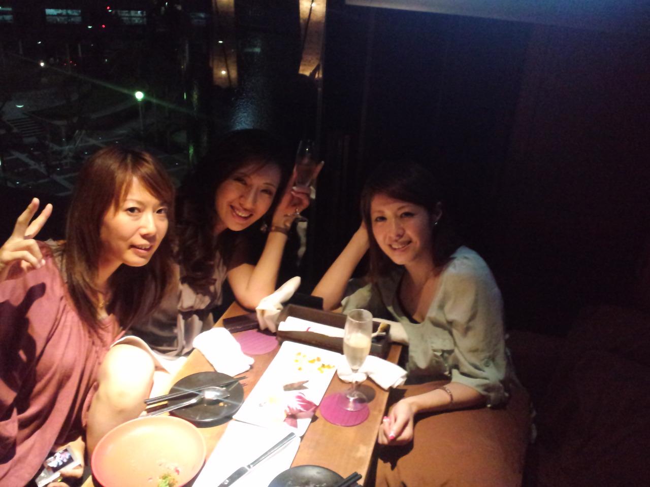 女子会☆カルマノ_c0151965_21462978.jpg