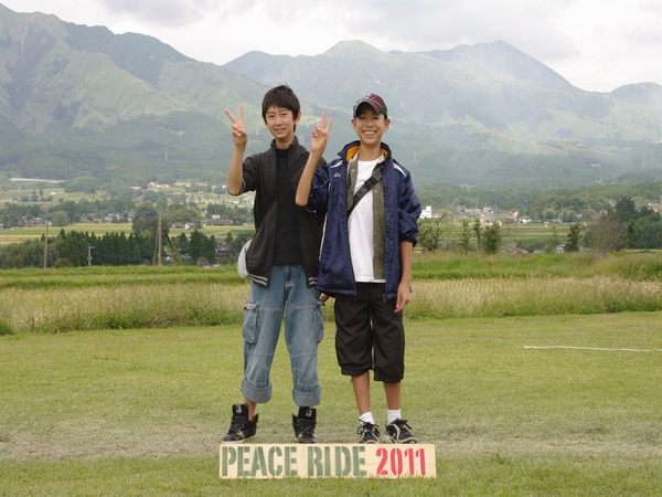 Enjoy ! ★ JUMPEACE ★ 「Rule & Manner 王 にぃ俺は..なる !?」_b0196590_010317.jpg