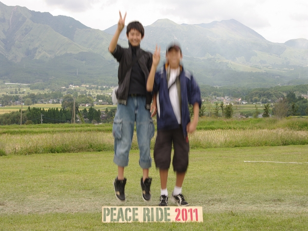 Enjoy ! ★ JUMPEACE ★ 「Rule & Manner 王 にぃ俺は..なる !?」_b0196590_0111732.jpg