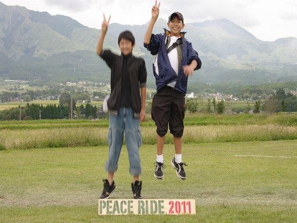 Enjoy ! ★ JUMPEACE ★ 「Rule & Manner 王 にぃ俺は..なる !?」_b0196590_0114214.jpg