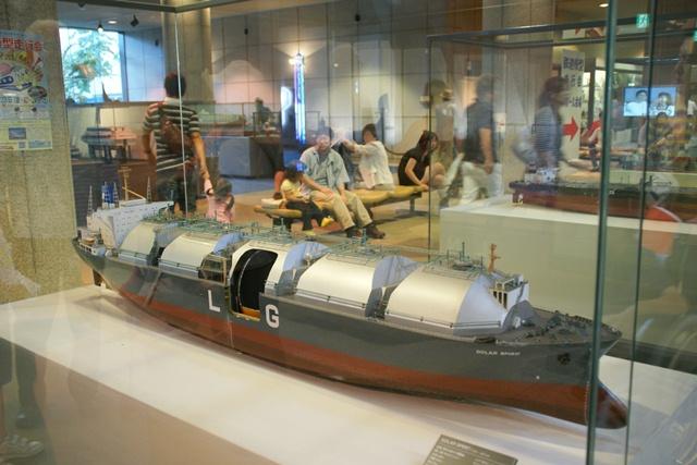 カワサキワールドには模型帆船がいっぱい(4/9)_d0181492_6175197.jpg