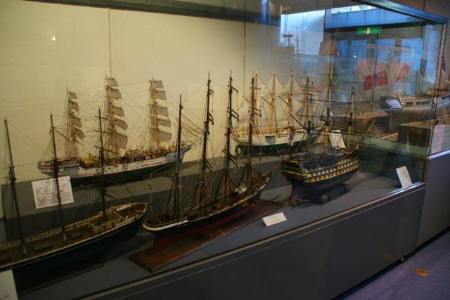 カワサキワールドには模型帆船がいっぱい(4/9)_d0181492_6183511.jpg