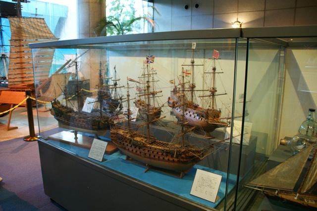 カワサキワールドには模型帆船がいっぱい(4/9)_d0181492_6185947.jpg