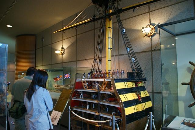 カワサキワールドには模型帆船がいっぱい(4/9)_d0181492_6193886.jpg