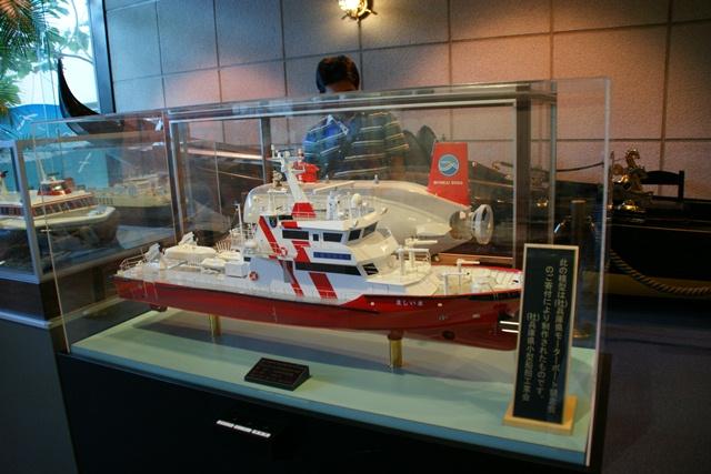 カワサキワールドには模型帆船がいっぱい(4/9)_d0181492_6195231.jpg