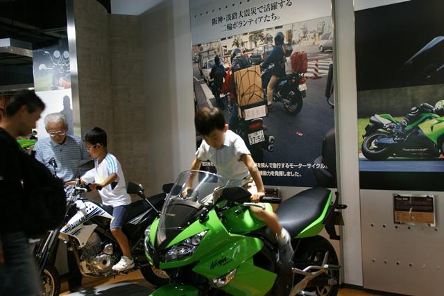 カワサキワールドには素晴らしいバイクがいっぱい(5/9)_d0181492_6272189.jpg