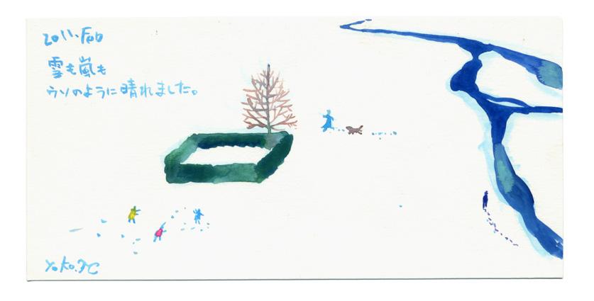 雪も嵐も_e0247108_19435260.jpg