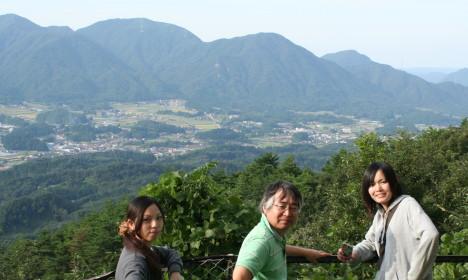 職員米作りの会。迎えた収穫の秋_f0016038_736456.jpg
