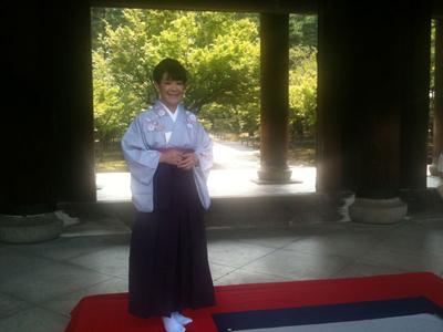 裕子先生、BBC2のドキュメンタリー番組に出演_e0247444_1558496.jpg