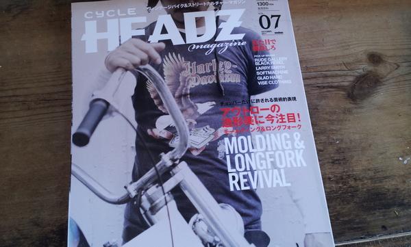 CYCLE HEADZ VOL.7_e0070448_855289.jpg