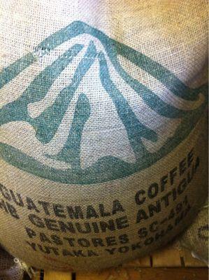 コーヒー豆入荷!_f0104159_947449.jpg
