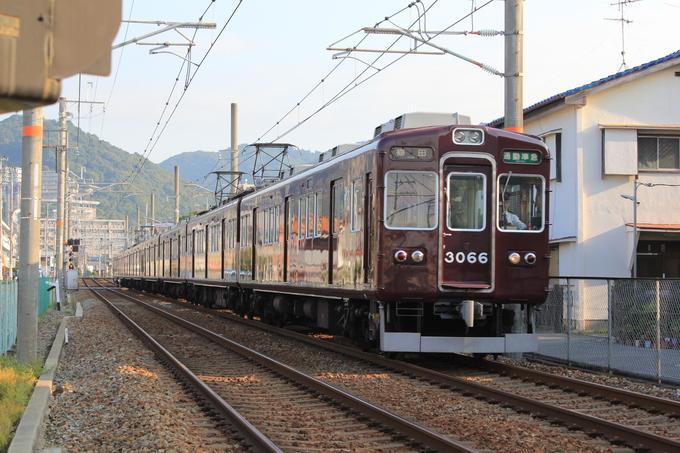 阪急3000系 宝塚線。_d0202264_654258.jpg