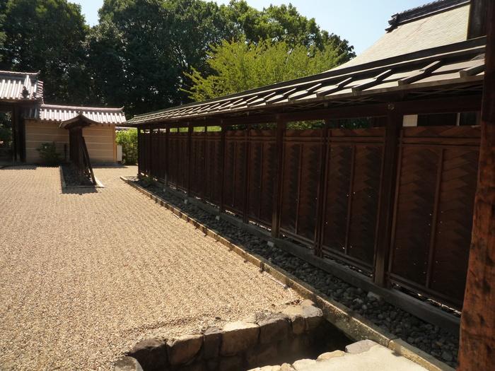Photo-sketch of Nara: 唐招提寺/Toshodaiji _e0140365_22434850.jpg