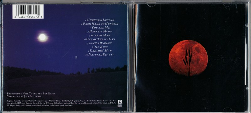 11年9月30日・Harvest Moon/Neil Young_c0129671_10192712.jpg