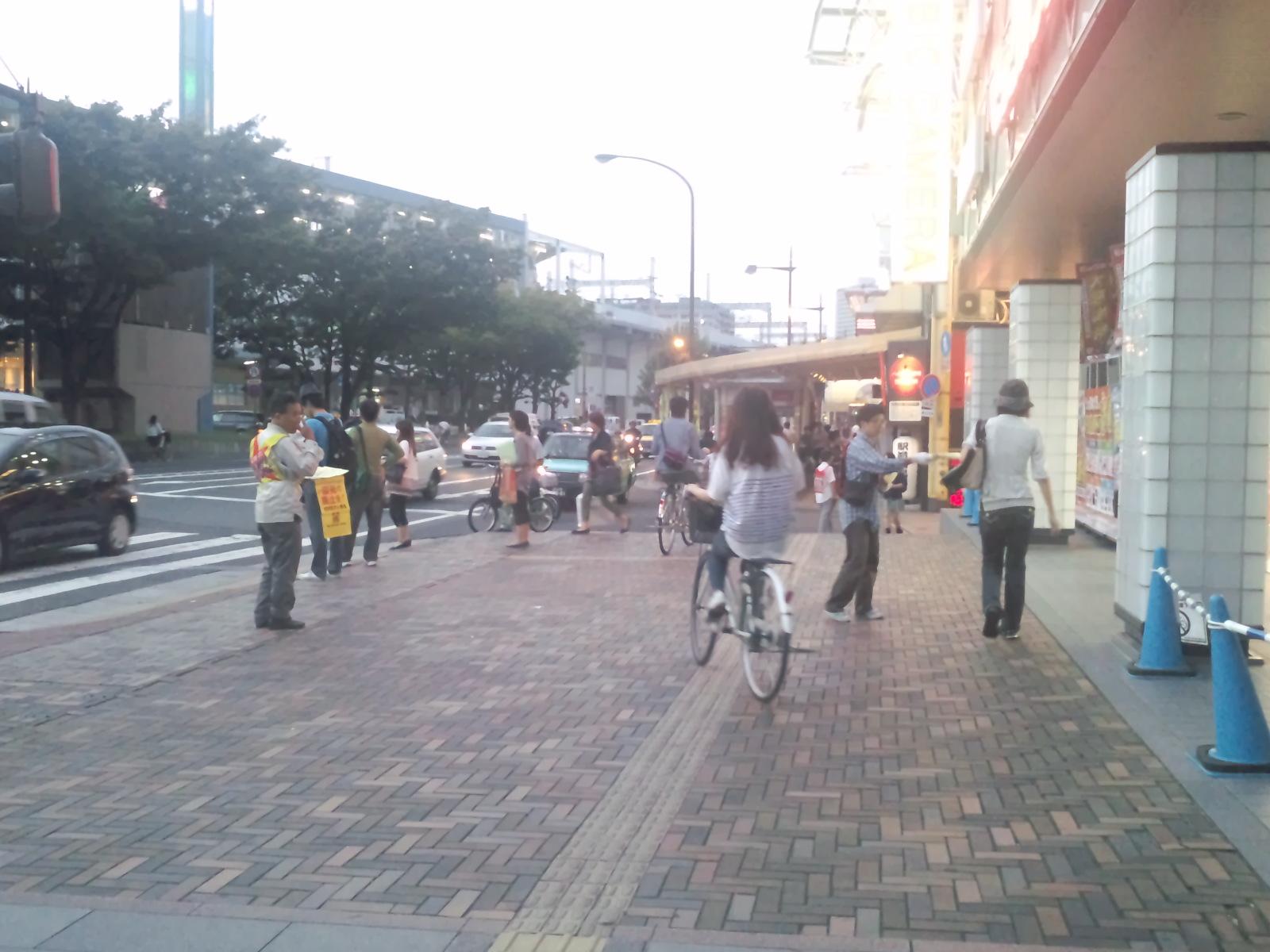 9月29日(木)街頭宣伝_a0238678_15361083.jpg
