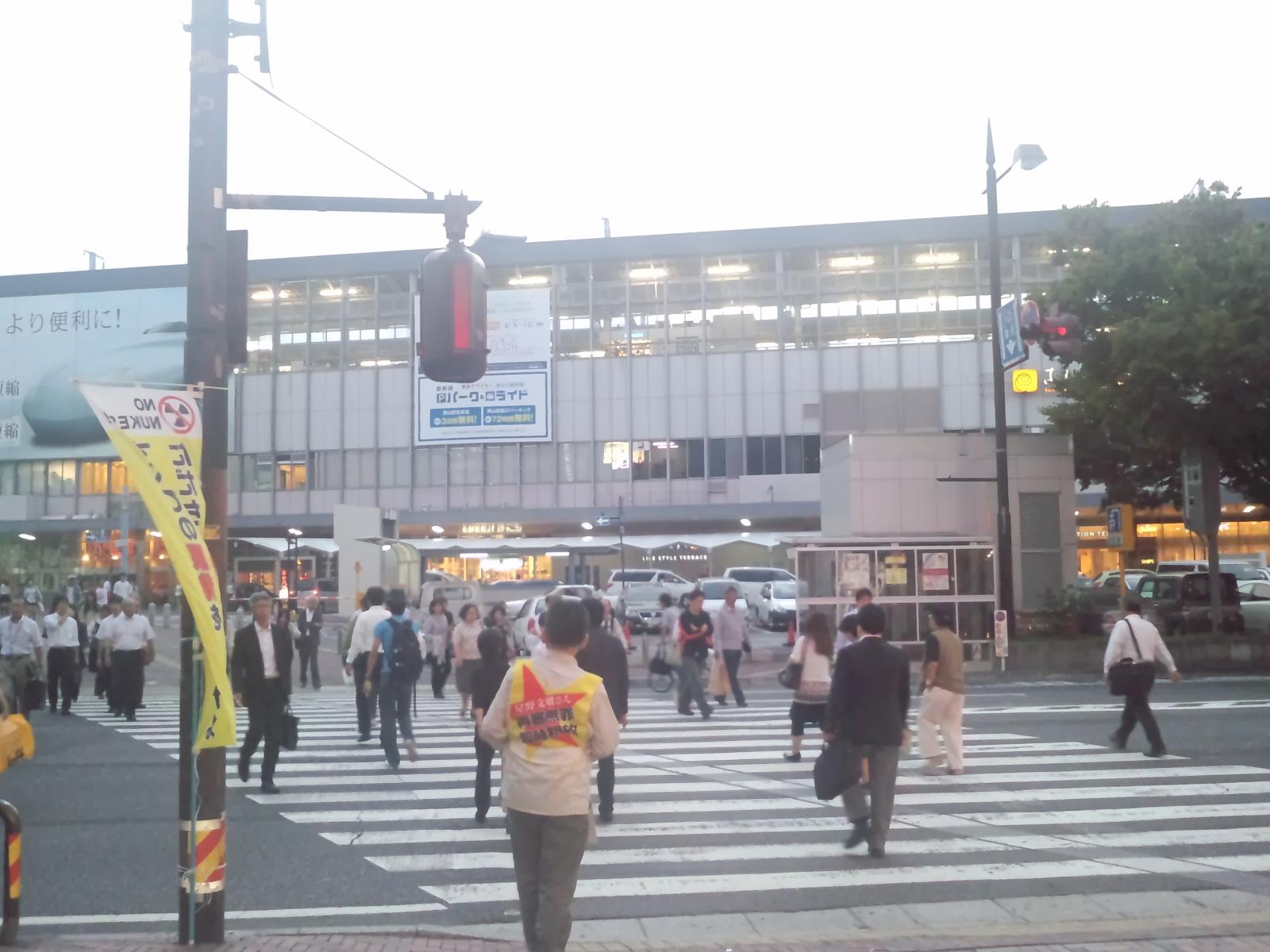 9月29日(木)街頭宣伝_a0238678_15361368.jpg