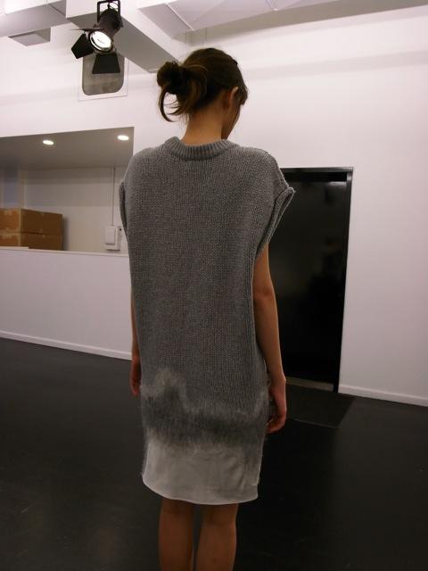 Alexander Wang Extended Schoulder Satin Needle Punch Dress_f0111683_1482730.jpg