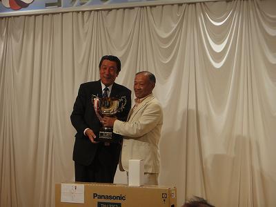 第3回長島代議士を囲むゴルフコンペに参加_b0092684_103415.jpg
