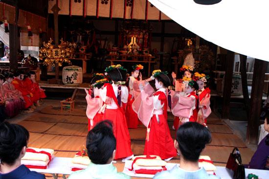 北野天満宮 ずいき祭_e0048413_21311461.jpg