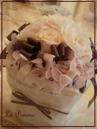 秋のプリザレッスン Rose Rose Rose_e0108851_20301616.jpg