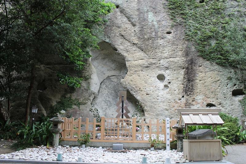 獅子岩から花乃窟神社へ(2011.8.24)_c0173978_1163694.jpg