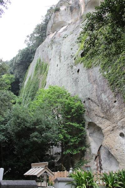 獅子岩から花乃窟神社へ(2011.8.24)_c0173978_1534310.jpg