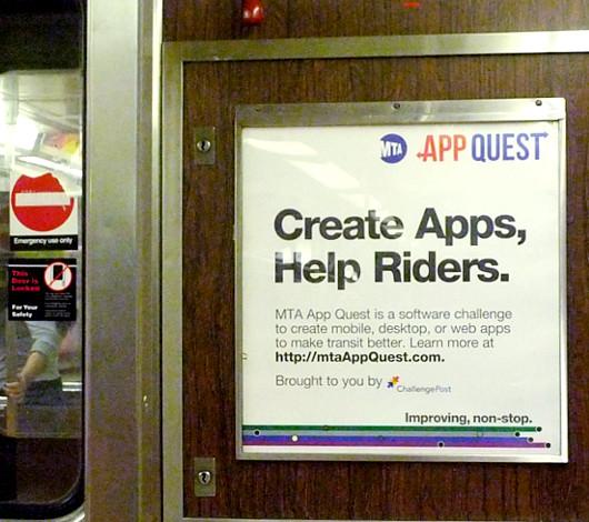ニューヨーク都市交通局によるアプリ・コンテスト(MTA App Quest)_b0007805_0124764.jpg